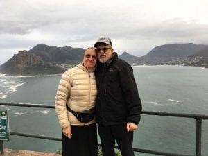 R' Gary (Geaalya) & Janice Feder Kosher Safari Tours